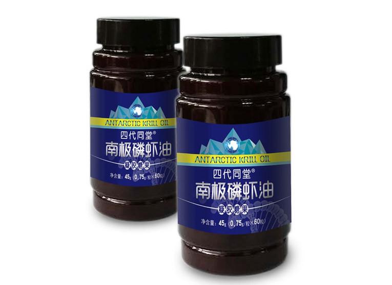 无锡南极磷虾油凝胶糖果